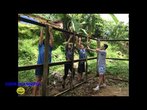 Costa Rica Service 14 - Bold Earth