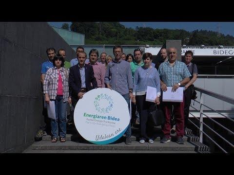 Energiaren Euskal Erakundeak udalek transizio energetikoarekiko duten konpromisoa aitortu du