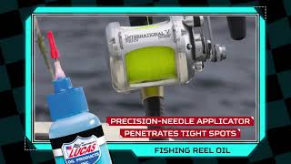 Lucas Fishing Reel Oil