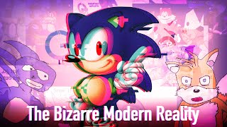 The Bizarre Modern Reality of Sonic the Hedgehog
