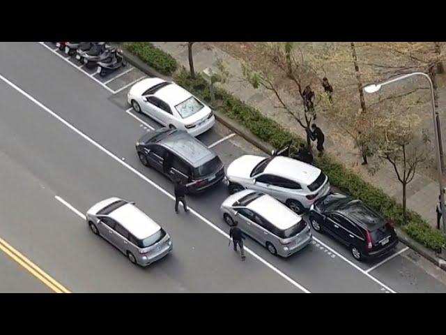 試圖拿上膛槍枝抵抗 高美館警匪槍案嫌犯中彈不治