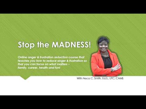 Stop the Madness!: Introductory Anger Reduction Course