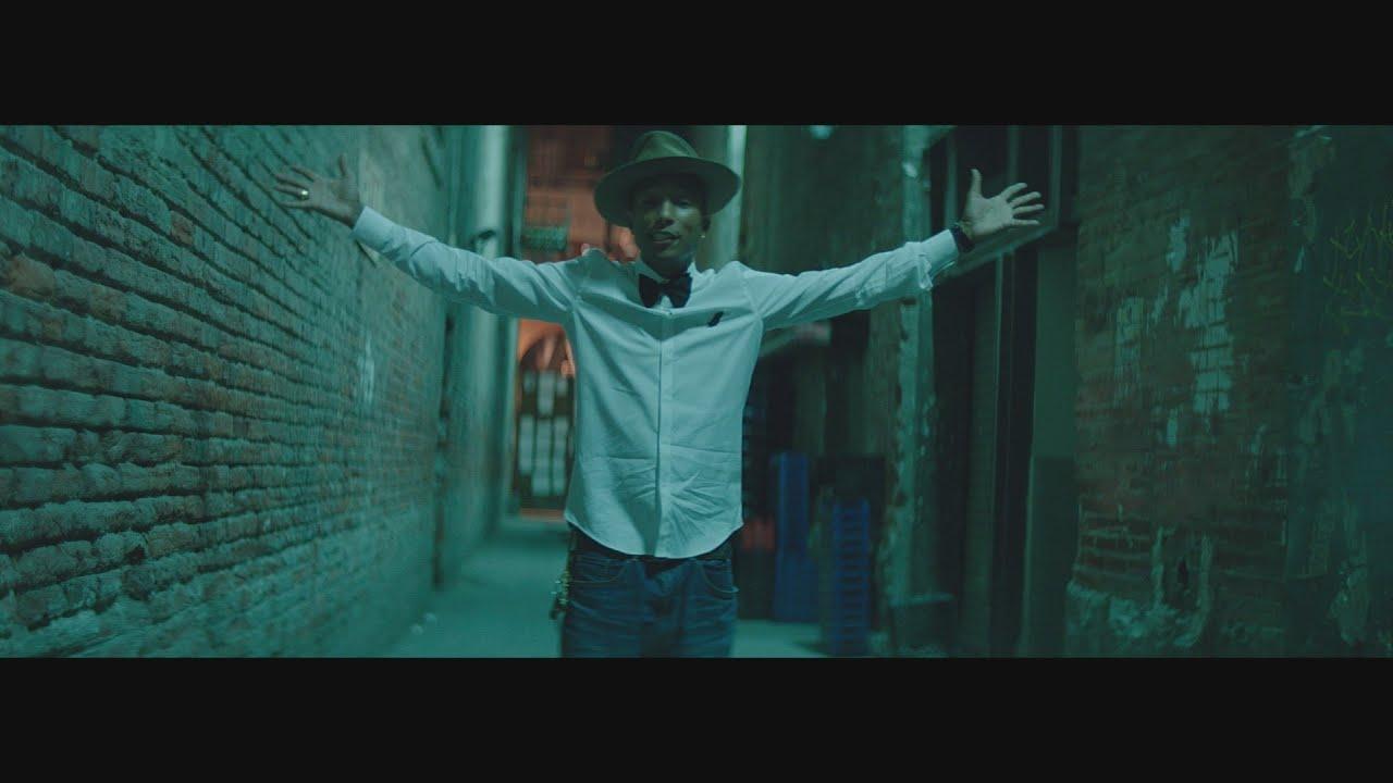 Pharrell Williams - Happy (1AM) - YouTube