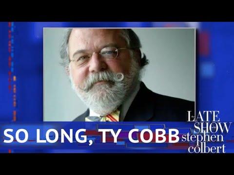 Goodbye To Stephen's Favorite Trump Lawyer, Ty Cobb