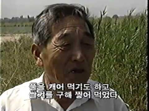 SBS창사 특집다큐 - 수난시대 중앙아시아의 한인들1,2