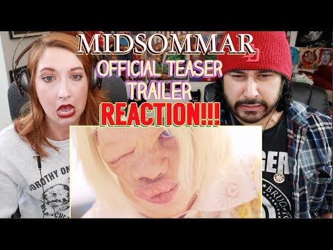 MIDSOMMAR | Official Teaser Trailer REACTION!!!
