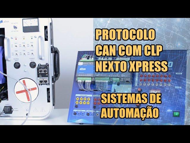 PROTOCOLO CAN COM CLP NEXTO XPRESS