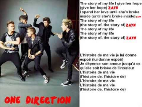 Baixar Story of My Life by One Direction - Traduction française + Lyrics