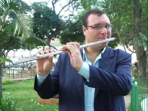 Flautista Antonio Rocha/Romance de Uma Valsa-Rubens Leal Brito