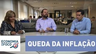 Mix Palestras | Economia em foco: queda da inflação | Marcel Caparoz