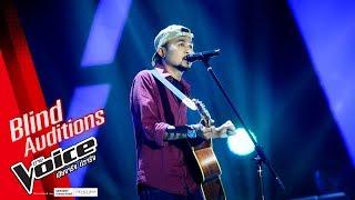 ป๊อก - บอกตัวเอง - Blind Auditions - The Voice 2018 - 17 Dec 2018