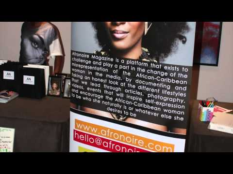 AFRONOIRE MAGAZINE - the journey so far