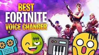 Trolling Random Squads In Fortnite With A Voice Changer! *Funny Reactions!*