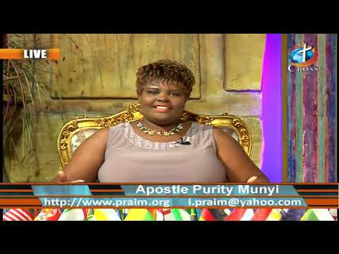 Apostle Purity Munyi Into The Chambers Of The King 10-09-2020