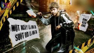 Một Ngày Là Anh Em Suốt Đời Là Anh Em - Đinh Kiến Phong    Video HD Lyrics   