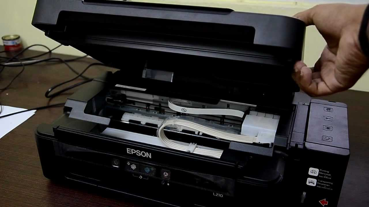 Epson L210 Inkjet Printer With Ink Tank Complete Review