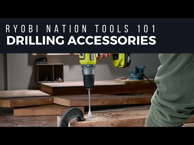 Accessories Guide ‹ Tools 101 « RYOBI Tools