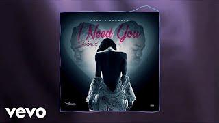 Jahmiel - I Need You (Official Audio)