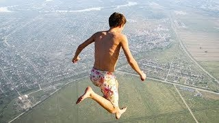 6 सबसे खतरनाक और अनोखी Jumps | 6 Most Insane And Coolest Jumps That Broke All Records