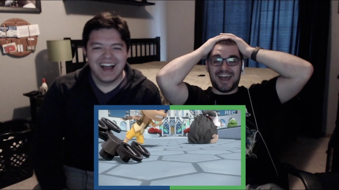 RWBY Chibi Season 2 Episode 16-18 Reaction