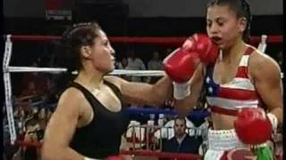 Knockouts Only 19 - Female Boxing http://femalefightingdvds.com