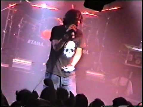 Fear Factory - Damaged - (Live @ Melbourne, Australia, 12-12-01)