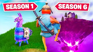 Can You Escape All Seasons in Fortnite?