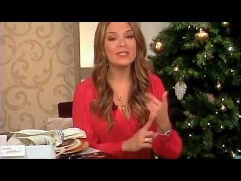 Holiday Decor Trends with Sabrina Soto of HGTV - YouTube