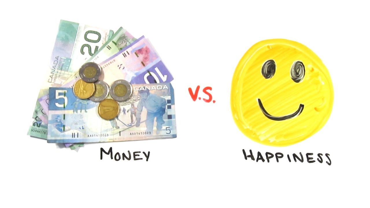 Can money buy happiness thesis