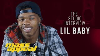 Lil Baby on 'Harder Than Ever,' Working with Drake and ATL | Mass Appeal