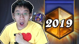 Trump Hits Legend?!? Feels 2016 Man | Rastakhan's Rumble | Hearthstone