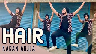 Bhangra | Hair | Karan Aujla | Deep Jandu | Folking Desi |  Latest Punjabi Songs |