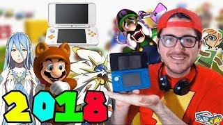 Nintendo 3DS en 2018: ¿Vale la pena? - MEJORES JUEGOS Y LANZAMIENTOS | SQS