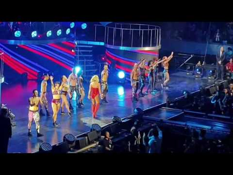 Britney Spears Live from Manila - Finale! Stronger,  Crazy and Till the world ends