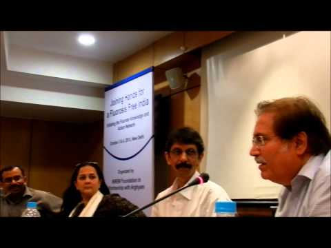 Fluorosis Knowledge and Action Network A panel discussion