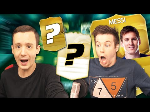 WOOOW!!! - FIFA 15 Ultimate Team Pack Opening