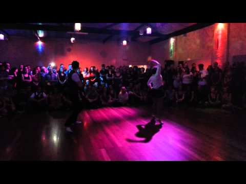 Awesome Bachata meets Rumba performance to I Just Called to Say I Love You
