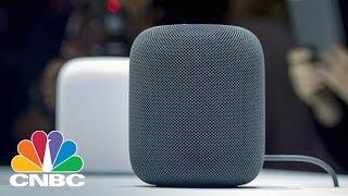 Jim Cramer: Audiophiles Will Like Apple HomePod   CNBC