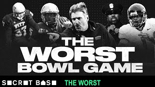 Pitt and Oregon State gave us the worst bowl game ever played | The 2008 Sun Bowl