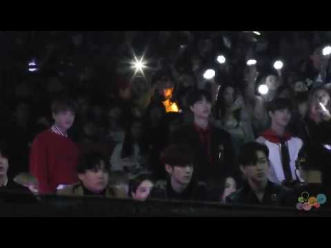 171201 MAMA- KAI solo -NCT127 Reaction