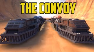 The Convoy! Awesome Custom Map, Loose Cannon Schenanigans.