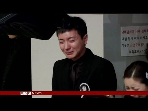 KPOP SUPER JUNIOR SINGER LEETEUK'S FATHER & GRANDPARENTS IN A SUSPECTED 'MURDER-SUICIDE' - BBC NEWS