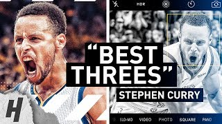 Stephen Curry's AMAZING & CRAZIEST 3 Pointers YOU'VE EVER SEEN!