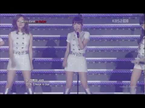 [HD] 110722  SNSD - Hoot & Run Devil Run