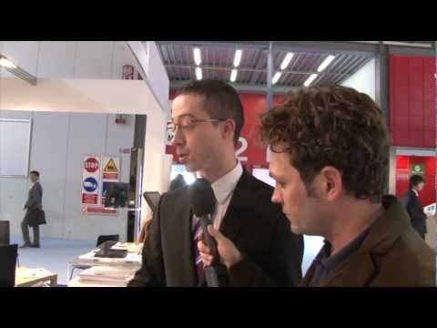 SBM Sistemi - Mido 2012 (Milano Italy) - English Interview