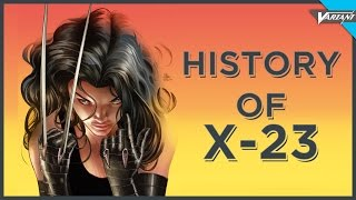 History Of X-23!