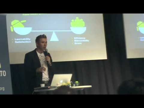 Android Aalto Keynote: UX (part 2)