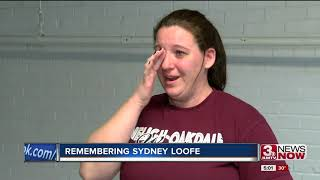 Sydney Loofe disappearance: Loved ones grieving