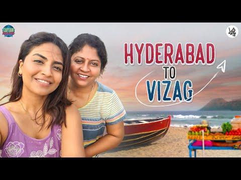Vlog: Alekhya Harika visits Araku Valley and popular spots in Vizag