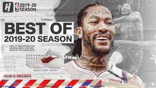 Derrick Rose BEST Pistons Highlights from 2019-20 NBA Season!